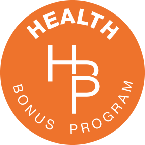 Health Bonus Program Logo